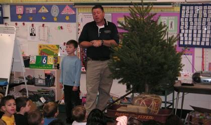 Annual Tree Presentation