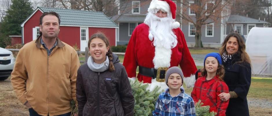 Come Visit Santa!