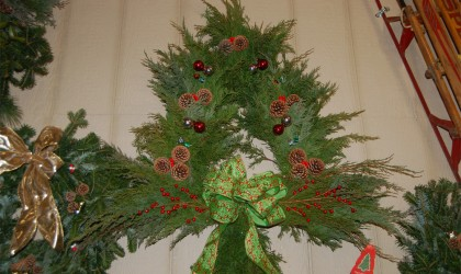 Wreath & Decorations Slideshow
